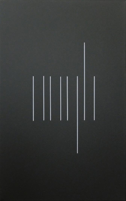 Acrylic on canvas 61 cm x 38 cm