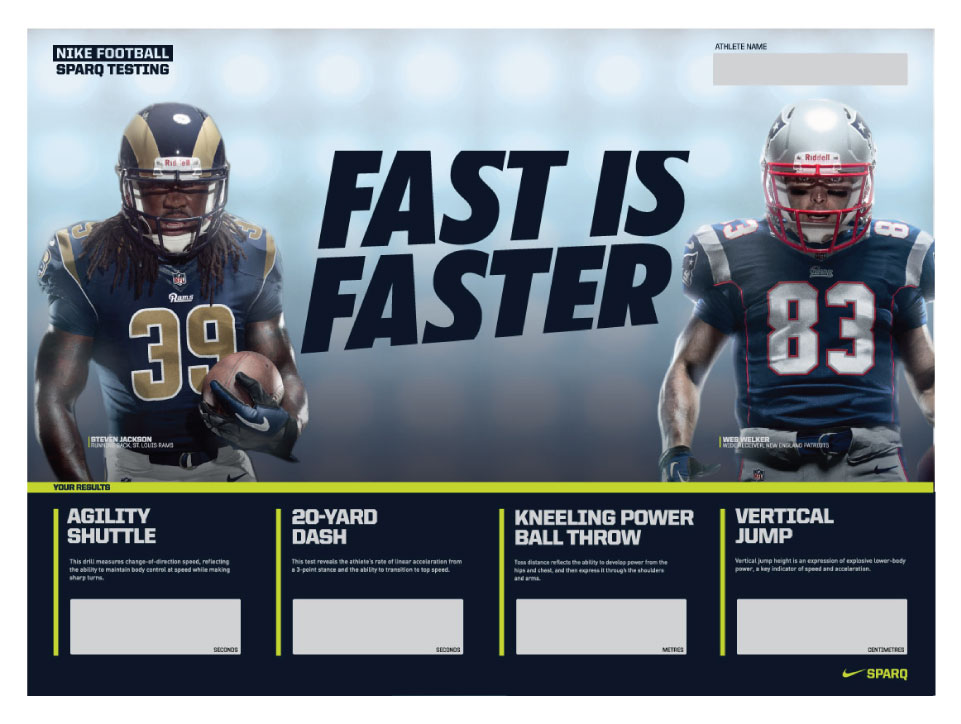 Nike Football Shirt Design Nike Sparq t Shirt 39 s Designer